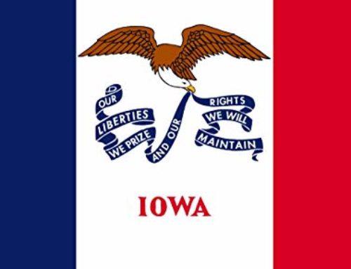 Doložky Iowa