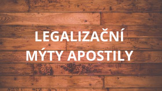 Mýty o Apostille